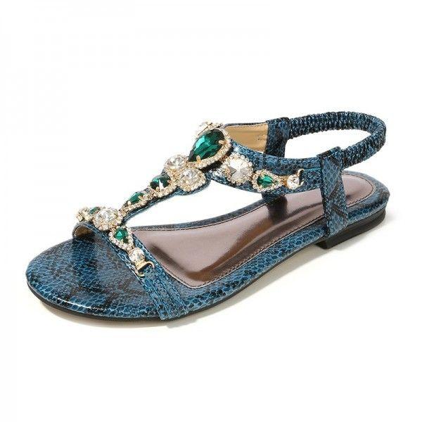 Cross-border plus-size shoes for women size 45 ret...