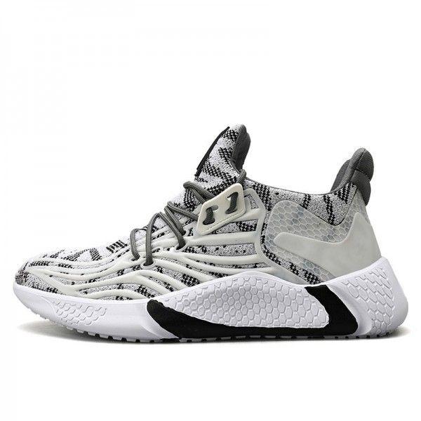 Men's shoes 2020 spring sneaker men's trend new dad shoes men's trendy shoes glow-in-the-dark heighten running shoes men